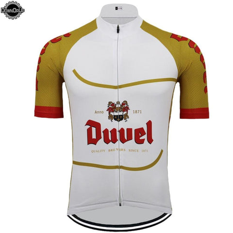 Duvel Beer Cycling Jersey