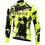 Firstgearcycling Cycling Jerseys cycling jersey 3 / XS Morvelo Blaze Thermoactive Long Sleeve Jersey