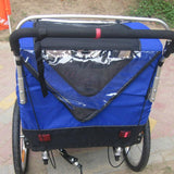 Giant Bicycle Trailers 2 In 1 Bike Trailer Toddler Stroller With Double Brake Air Wheel Bike Camper