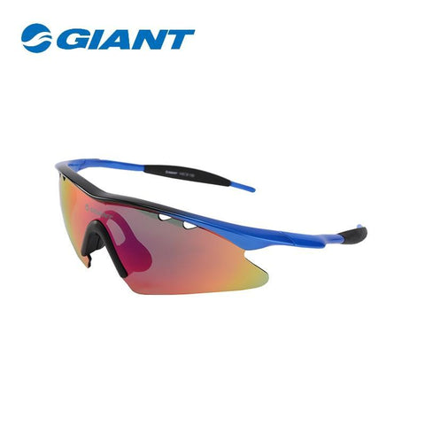 GIANT Men Cycling Glasses Cycling Eyewear 5 Lens GL926
