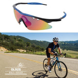 Giant Cycling Glasses GIANT Men Cycling Glasses Cycling Eyewear 5 Lens