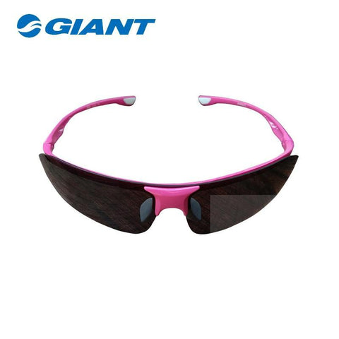 GIANT LD253 Women Cycling Glasses 3 Lens