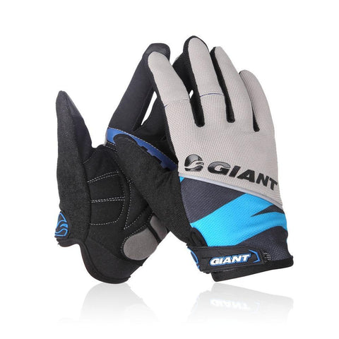 Giant All Finger Cycling Gloves For Men Women