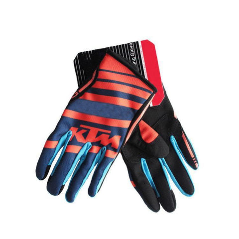 KTM Racing Team Bicycle Cycling MTB Gloves