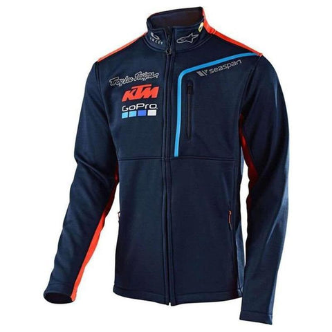 Troy Lee Designs 2016 Team TLD KTM Pit Polar Fleece Jacket