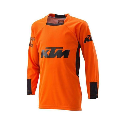 2016 KTM Pounce Cycling Jersey Orange