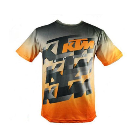 KTM Cycling MTB Bike Racing T-Shirt