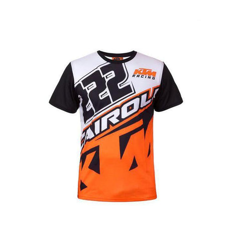 KTM Racing Cairoli 222 MTB Cycling T-Shirt