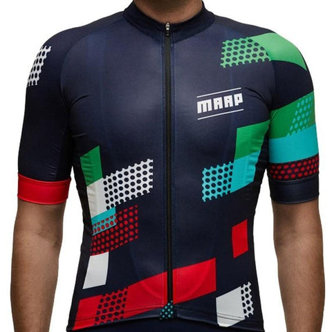 Maap Rise Navy Cycling Jersey