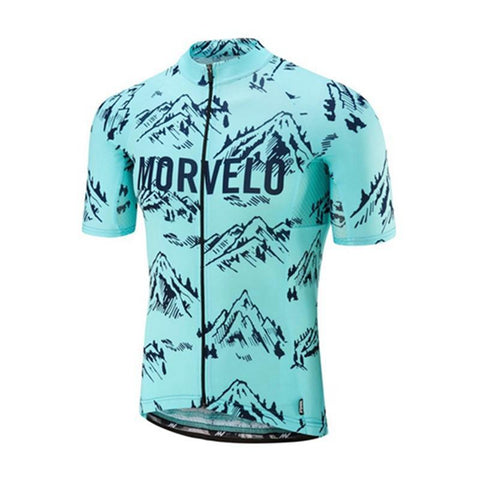 Morvelo Superlight Cols Short Sleeve Jersey