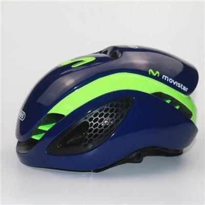 Abus GameChanger Movistar Team Road Bike Helmet