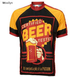 Moxilyn Cycling Jerseys PJ-10-F / XS Certified Beer Tester Cycling Jersey