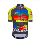M&M's Team Never Let 'Em See You Melt Cycling Jersey