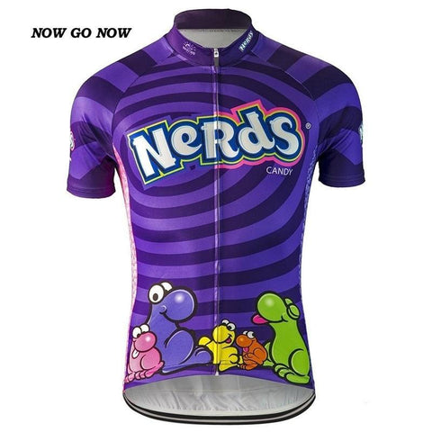Nerds Vortex Cycling Jersey
