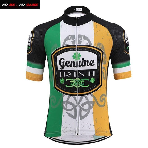 Genuine Irish Cycling Jersey