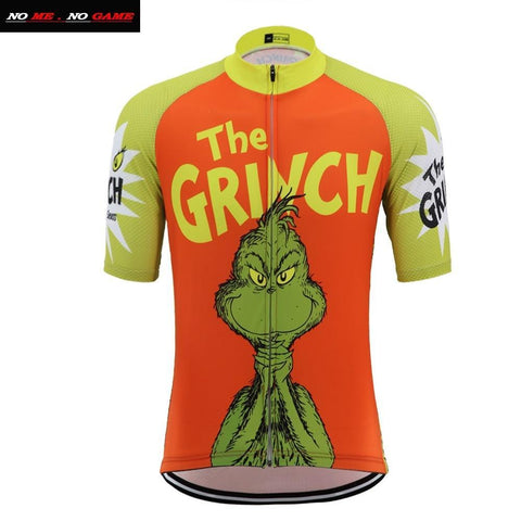 The Grinch Cycling Jersey