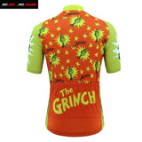 NO ME NO GAME Cycling Jerseys The Grinch Cycling Jersey