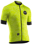 NorthWave Cycling Jerseys Color 1 / 4XL Northwave Lemonade Jersey
