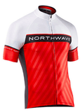NorthWave Cycling Jerseys Northwave Logo 3 Short Sleeve Jersey
