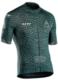 NorthWave Cycling Jerseys shirts 7 / S Northwave Rough jersey Petroleum