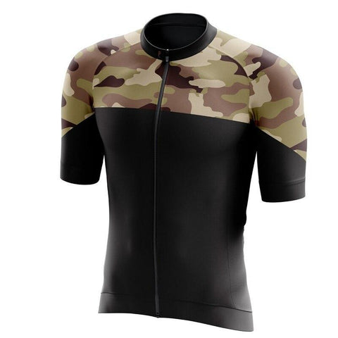 Paria Brit Camo Race Fit Jersey