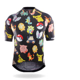 Pokemon Retro Cycling Jersey