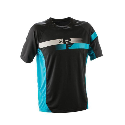 Race Face Indy Cycling Jersey Turq