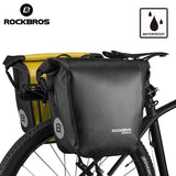 ROCKBROS Bicycle Bike Bag Portable Waterproof Cycling MTB Pannier