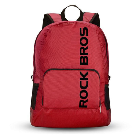 ROCKBROS Cycling Bike Bicycle Portable Foldable Rainproof Backpack
