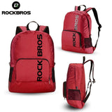 Rockbros Bicycle Bags ROCKBROS Cycling Bike Bicycle Portable Foldable Rainproof Backpack