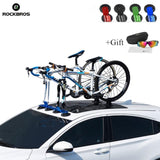 ROCKBROS Cycling Suction Cups Bike Rack Rooftop Holder