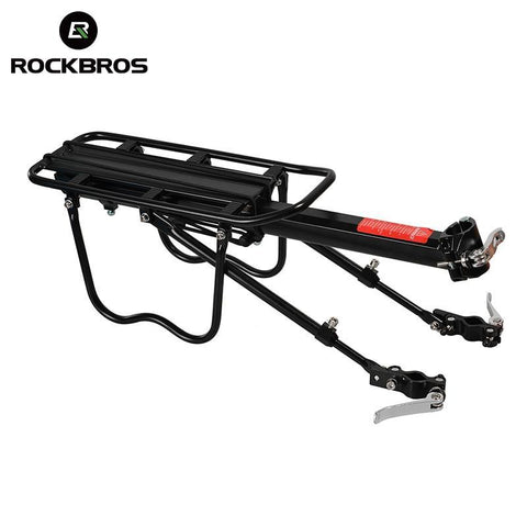 ROCKBROS Quick Release Bicycle Rear Carrier Luggage Rack
