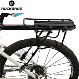 Rockbros Bicycle Rack ROCKBROS Quick Release Bicycle Rear Carrier Luggage Rack