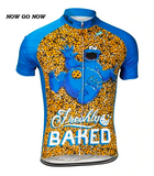 Sesame Street Cycling Cycling Jerseys Color 4 / XXS Cookie Monster Freshly Baked Cycling Jersey