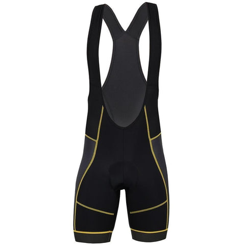 The Simpsons Team Race Bib Shorts T.M.F. Black Shorts