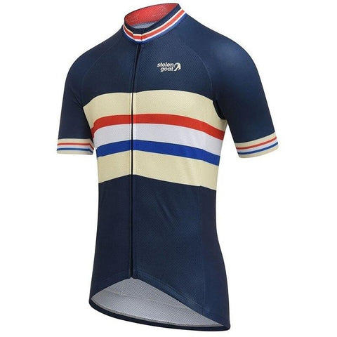 Stolen Goat Men's Bodyline Harris 19 Cycling Jersey