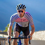 Stolen Goat Cycling Jerseys Stolen Goat Men's Bodyline Koga Pink Cycling Jersey