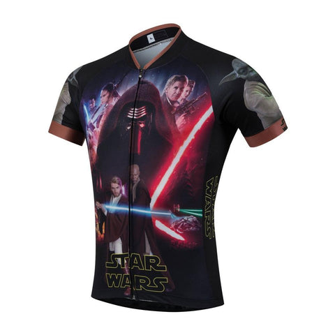 Star Wars cycling jersey