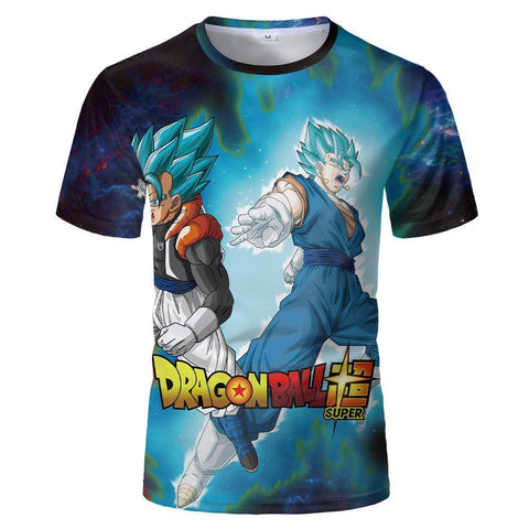 Dragon Ball Super Goku Super Saiyan Blue T-Shirt