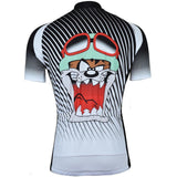 Tasmanian Devil Taz Retro Cycling Jersey