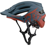Troy Lee Designs Cycling Helmets Decoy Air Force Blue/Clay / Small Troy Lee Designs Adult A2 MIPS Decoy Mountain Bike Bicycle Helmet