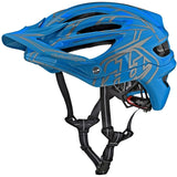 Troy Lee Designs Cycling Helmets Decoy Air Force Blue/Silver / Small Troy Lee Designs Adult A2 MIPS Decoy Mountain Bike Bicycle Helmet