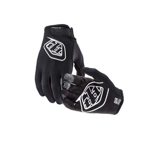 Troy Lee Design TLD Black Air Youth Cycling Gloves