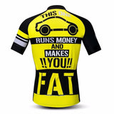 Weimostar Cycling Jerseys This One Runs On Fat And Saves You Money Cycling Jersey