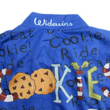 widewins Cycling Jerseys Cookies Monster Cycling Jersey