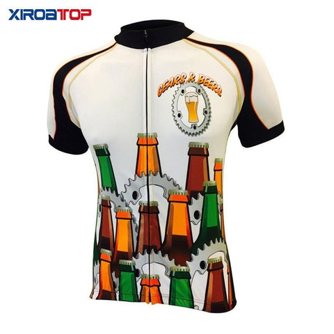 Gears & Beers Cycling Jersey