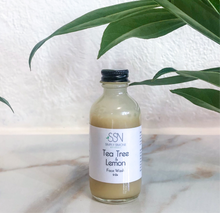 Tea Tree and Lemon Face Wash