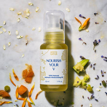Nourish Your V Vulva Intimate Moisturizing Oil
