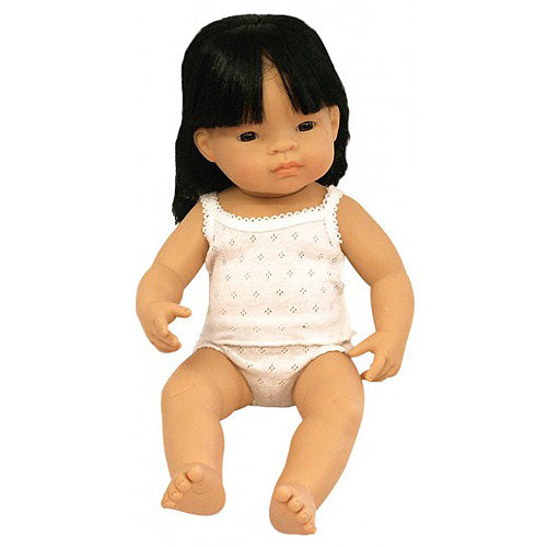 Baby Doll | Asian Girl 38cm