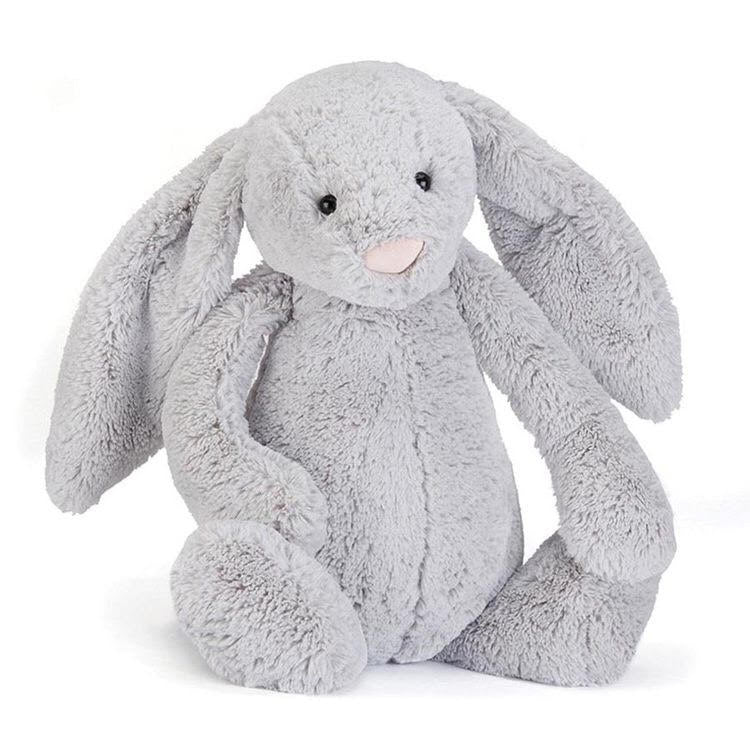 Bashful Silver Bunny | Small